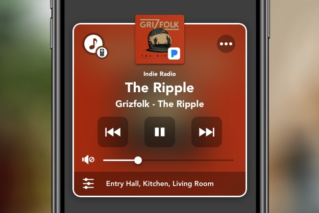 iOS Play-Fi App - streaming