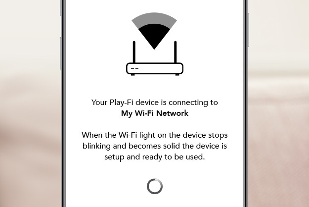 Android App - Play-Fi