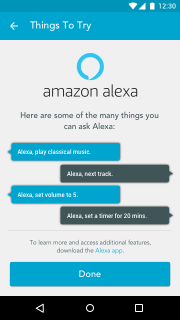 How do I set up Alexa on my Play-Fi System? - Play-Fi